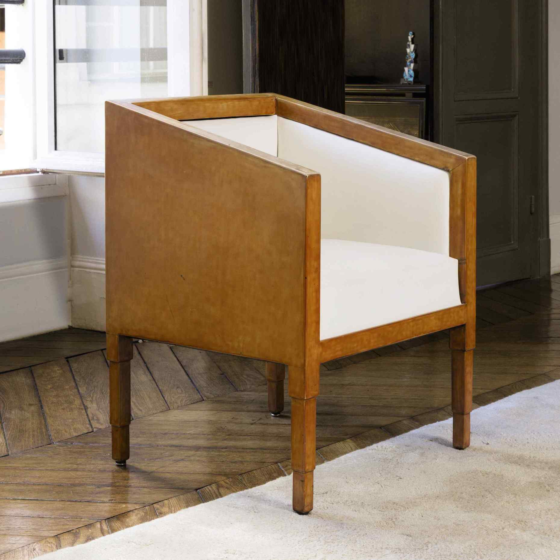 An exceptional cache of art deco furniture up for auction in Paris